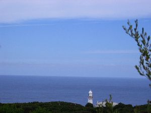 Cape Otway Lightstation - Victoria - From viewing track